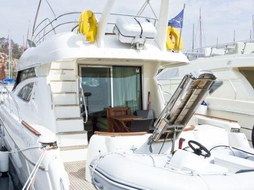 Barco a motor Jeanneau Prestige 46 Fly - 2008 (reacondicionamiento 2015) (1)
