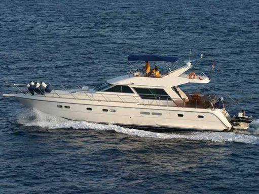 Barco a motor Yaretti 2110 - 1994 (reacondicionamiento 2015) (0)