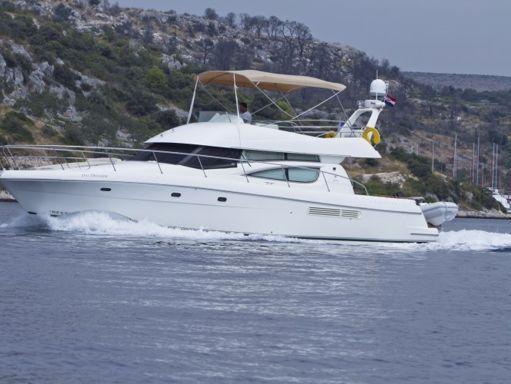 Barco a motor Jeanneau Prestige 46 Fly - 2008 (reacondicionamiento 2015) (0)
