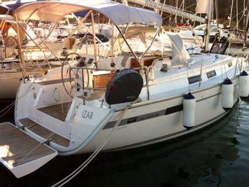 Segelboot Bavaria Cruiser 32 · 2012 (Umbau 2022) (1)
