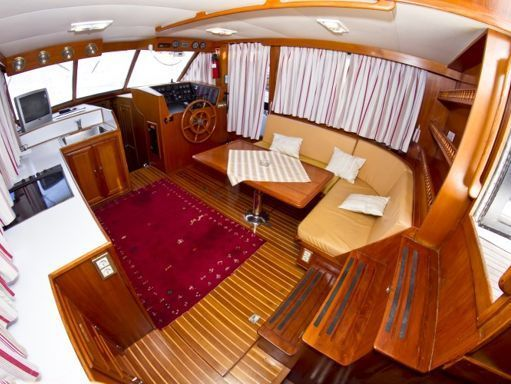 Barco a motor Staryacht 1670 · 1990 (4)