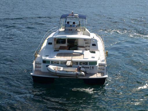 Catamarán a motor Lagoon Power 43 · 2005 (reacondicionamiento 2015) (1)