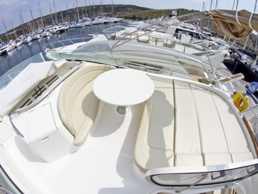 Barco a motor Jeanneau Prestige 46 Fly - 2008 (reacondicionamiento 2015) (4)