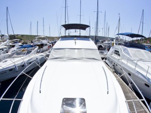Motorboot Princess 47 Fly · 1994 (Umbau 2015) (2)