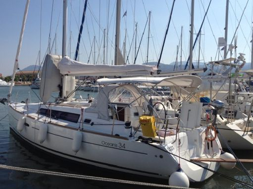 Velero Beneteau Oceanis 34 (2012) (0)