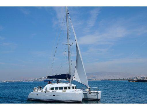 Catamarán Lagoon 380 - 2016 (reacondicionamiento 2016) (2)