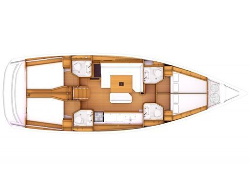 Sailboat Jeanneau Sun Odyssey 469 · 2015 (2)