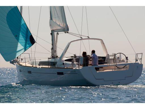 Sailboat Beneteau Oceanis 45 · 2015 (0)