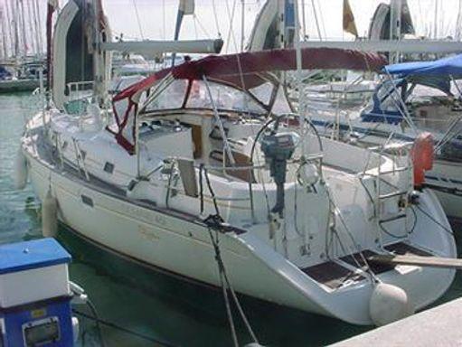 Sailboat Beneteau Oceanis 461 · 2000 (2)