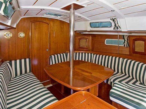Sailboat Beneteau Oceanis 361 · 2002 (2)