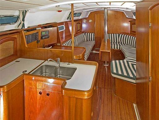 Sailboat Beneteau Oceanis 361 · 2002 (1)