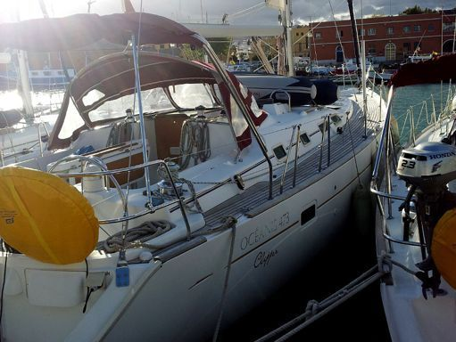 Sailboat Beneteau Oceanis 47.3 · 2004 (0)