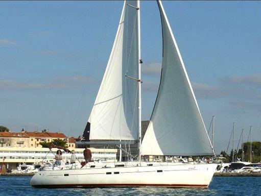 Sailboat Beneteau Oceanis 411 · 2000 (0)