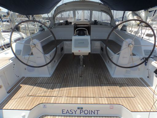 Sailboat Bavaria Cruiser 46 · 2015 (1)