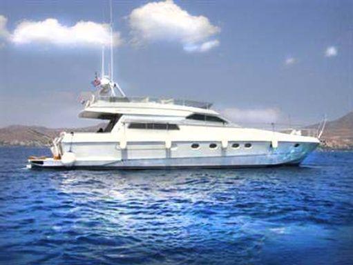 Motorboat Ferretti 58 · 1991 (0)