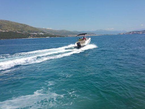 Imbarcazione a motore Quicksilver Activ 605 Open (2014) (4)