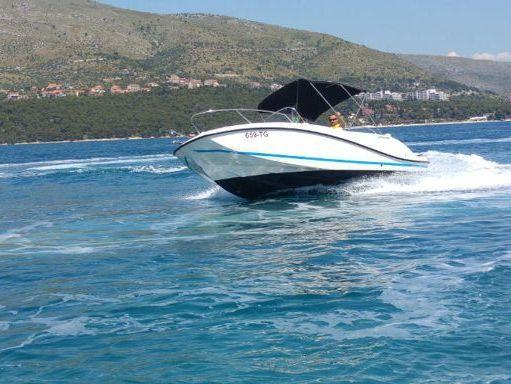 Imbarcazione a motore Quicksilver Activ 605 Open (2014) (1)