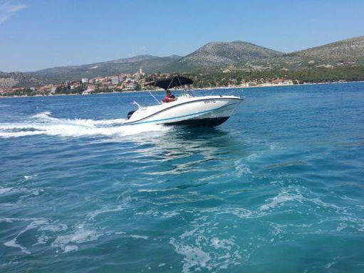Imbarcazione a motore Quicksilver Activ 605 Open (2014) (2)