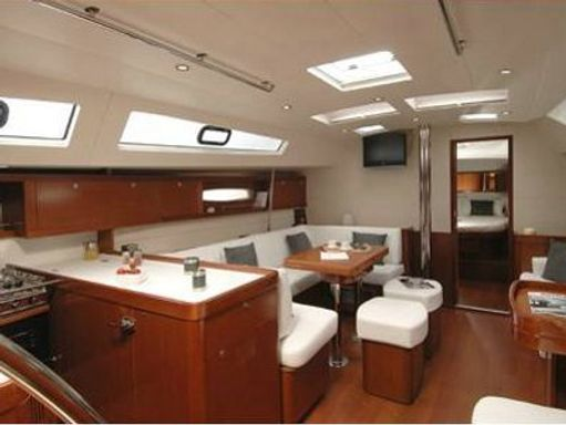 Sailboat Beneteau Oceanis 50 · 2012 (1)