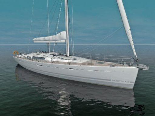 Sailboat Beneteau Oceanis 54 · 2012 (0)