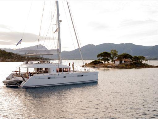 Catamaran Lagoon 560 · 2014 (4)