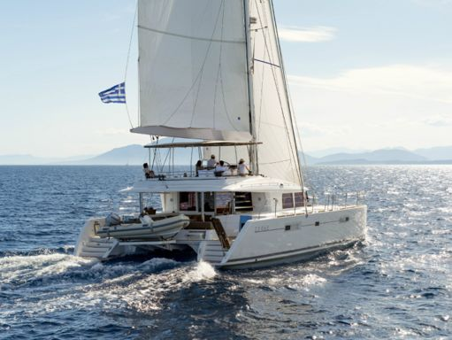 Catamaran Lagoon 560 · 2014 (0)