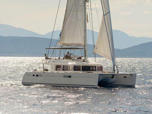 Catamaran Lagoon 560 · 2014 (2)