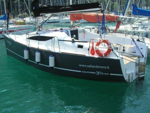 Sailboat Nautiner Nautiner 30S Race · 2011 (refit 2019) (2)