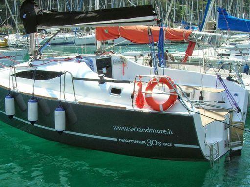 Sailboat Nautiner Nautiner 30S Race · 2011 (refit 2019) (4)