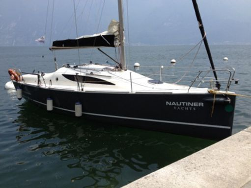 Sailboat Nautiner Nautiner 30S Race · 2011 (refit 2019) (1)