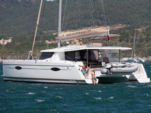 Catamaran Fountaine Pajot Helia 44 · 2013 (1)