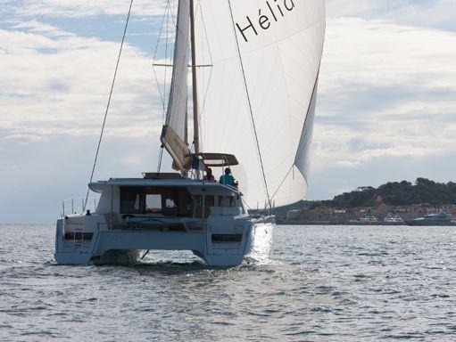 Catamaran Fountaine Pajot Helia 44 · 2013 (2)