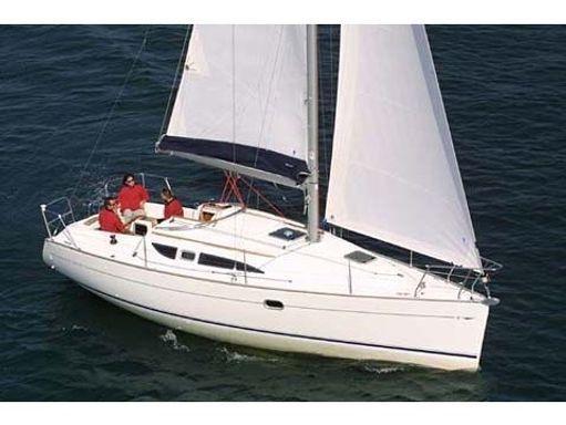 Segelboot Jeanneau Sun Odyssey 32 · 2005 (Umbau 2013) (0)