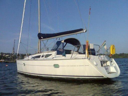 Segelboot Jeanneau Sun Odyssey 32 · 2005 (Umbau 2013) (1)