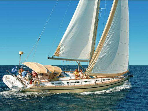 Segelboot Ocean Star 56.1 · 2008 (Umbau 2020) (0)
