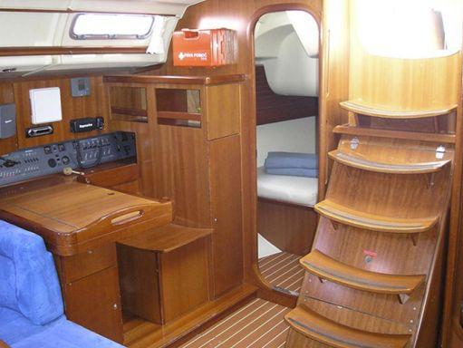 Barca a vela Dufour 455 · 2008 (raddobbo 2014) (2)