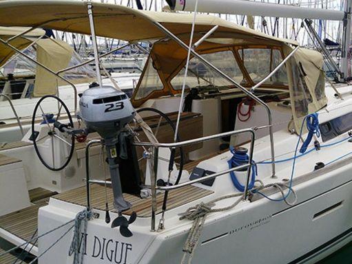 Sailboat Dufour 405 · 2012 (1)
