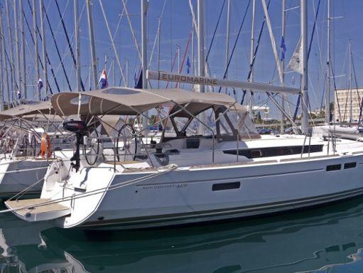 Sailboat Jeanneau Sun Odyssey 469 · 2014 (0)
