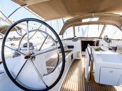 Sailboat Jeanneau Sun Odyssey 509 · 2013 (4)
