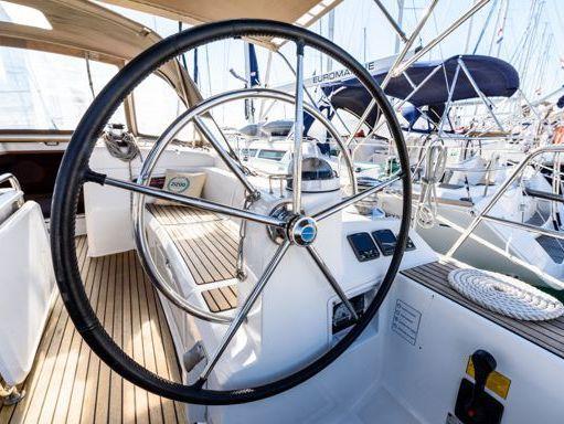 Sailboat Jeanneau Sun Odyssey 509 · 2013 (1)
