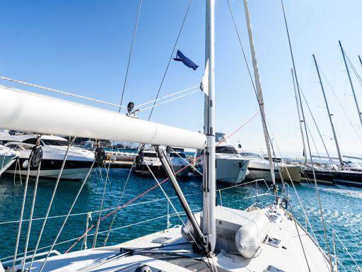 Sailboat Jeanneau 53 · 2014 (4)