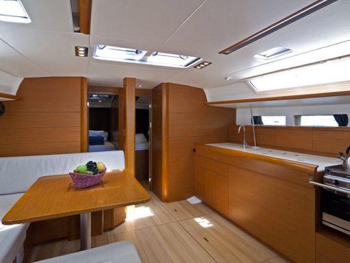 Sailboat Jeanneau Sun Odyssey 469 · 2014 (4)