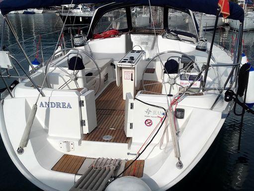 Segelboot Jeanneau Sun Odyssey 45.1 · 1998 (Umbau 2018) (2)