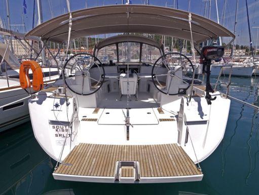 Sailboat Jeanneau Sun Odyssey 469 · 2014 (1)