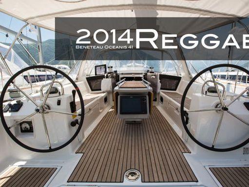 Segelboot Beneteau Oceanis 41 · 2014 (1)