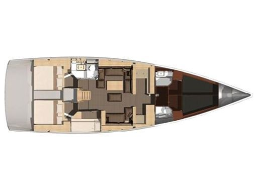 Segelboot Dufour 512 Grand Large · 2016 (2)