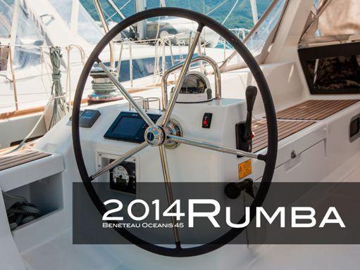Segelboot Beneteau Oceanis 45 · 2014 (4)