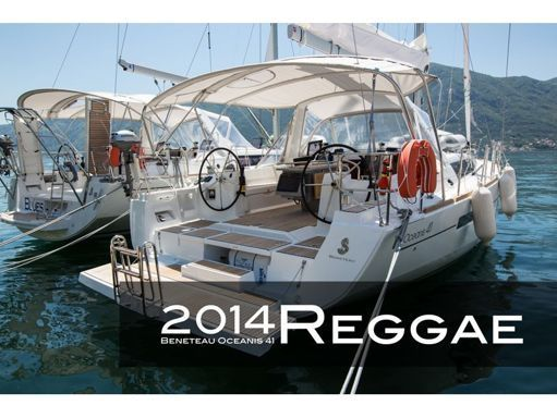 Segelboot Beneteau Oceanis 41 · 2014 (0)