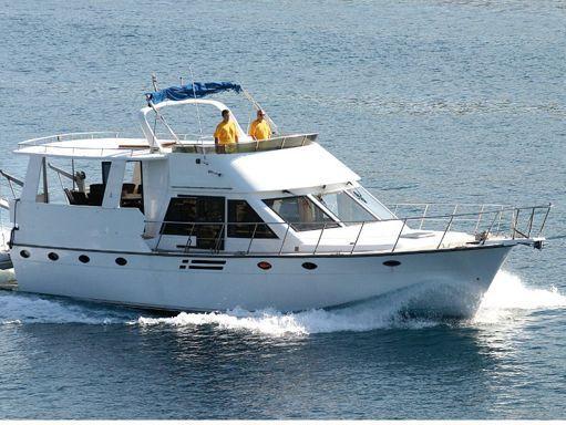 Barco a motor Staryacht 1940 · 1991 (reacondicionamiento 2015) (1)