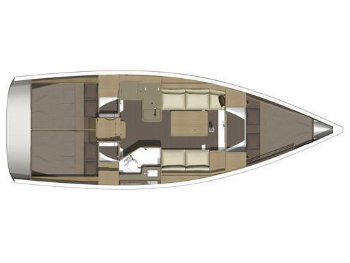 Segelboot Dufour 350 · 2016 (2)